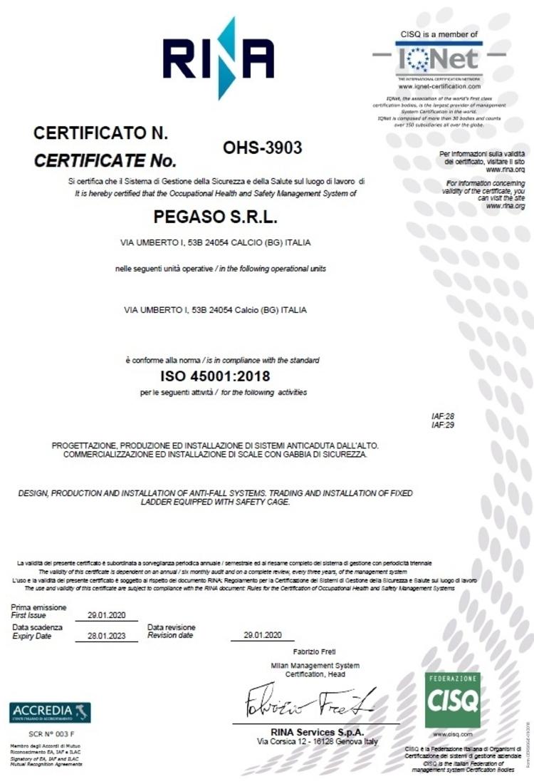 certificato_ISO45001